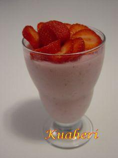 {Ricette bimby} :: Mousse leggera di ricotta e frutta TM31