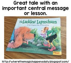 Where the Magic Happens: Growing Readers Mentor Text Linky