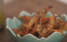 A próxima vez que fizer uma receita que leva batata-doce e cenoura guarde as cascas