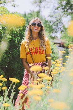 Girl Power A Bloglovin' Style