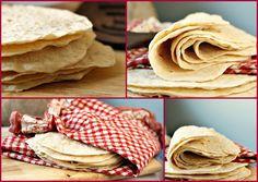 Homemade tortillas!