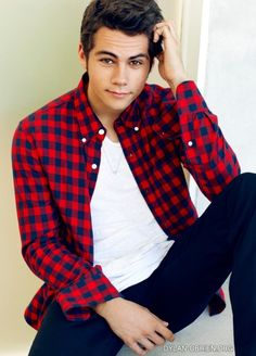 Dylan O'Brien is the cutest :)