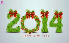 Happy New Year 2014 Cards Wallpaper in HD Cards