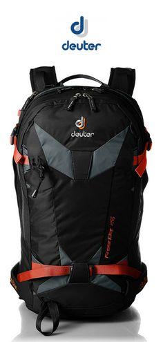 Deuter Freerider Lite 26 Backpack   Black Granite   Click for More New  Deuter Backpack Ideas 22fa54b672