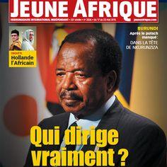 CAMEROUN :: Paul Biya contrôle le gouvernail :: CAMEROON