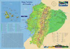 MapasBlog: Mapas do Equador