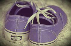 64 - Vans Off The Wall Purple Vans 6797d457be