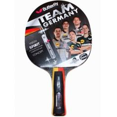 Butterfly Team Germany Spırıt P.P.Raket