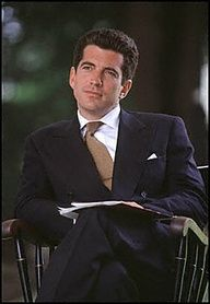 John F. Kennedy, Jr., died at the age of 39.  Life isn't fair.
