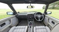 BMW E30 318is Interior | Flickr - Photo Sharing!