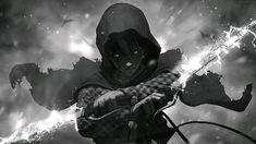 | Save & Follow | Levi Ackerman • Live Wallpaper • Attack on Titan • Shingeki no Kyojin