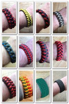 paracord bracelet | Tumblr