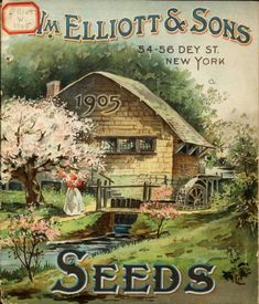 General catalogue for ... / Wm. Elliott & Sons :: Nursery and Seed Catalogs