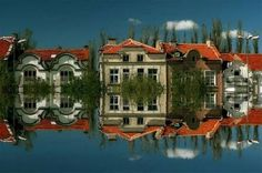 Reflecting architecture