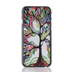 H&F Hard Plastic 4.7 Inches Iphone 6 Case with Colorful Tree Pattern H&F http://www.amazon.com/dp/B00N8N7G62/ref=cm_sw_r_pi_dp_qSDmub19G0VN3