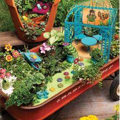 Fairy Doors and Fairy Garden Accessories