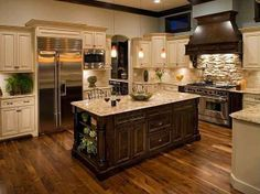 Mediterranean Kitchen - Find more amazing designs on Zillow Digs!