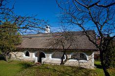 A Balaton-felvidéki parasztház
