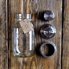 W Design Mason Jar Shaker   Sur La Table