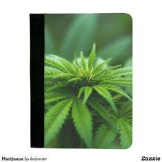Marijuana Padfolio