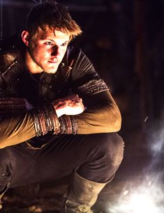 Reasons why I watch Vikings: 1. Athlestan 2. Ragnar 3. Rollo 4. Bjorn Oh and the story line is pretty good too.