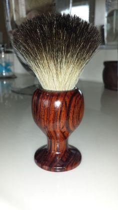 Shaving brush by FontuckyWoodworks on Etsy