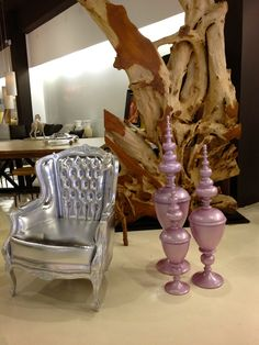 My Virgin Radio Post On An Amazing Furniture Store Find: Lida Loft! Http: