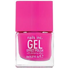 Nails Inc London Gel Effect Polish in Downtown .27 oz ** More info could be found at the image url.