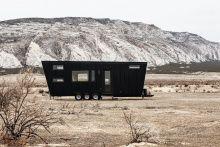 The Crisp Modernism of Land Ark RV's Home on Wheels