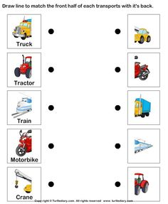 transportation theme preschool - Google Search