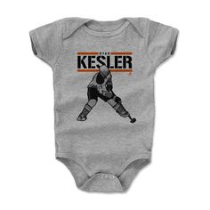 Ryan Kesler Play K Anaheim NHLPA Officially Licensed Onesie 3M-24Months
