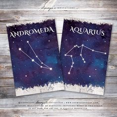 Constellation Galaxy Star Wedding Table Numbers, Celestial Starry Night Astronomy Cosmos Space Wedding Table Numbers Names Cards, Blue Purple Silver Wedding Table Cards, PRINTABLE Table Numbers Cards – Soumya's Designs