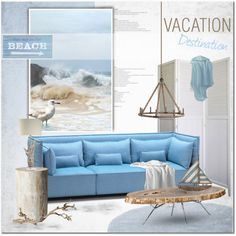 """""""Vacation Destination Contest: The Beach"""" by anna-anica on Polyvore"""