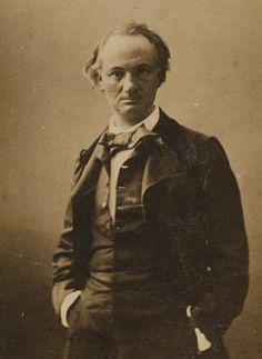 Charles Pierre Baudelaire ( París, 9 de abril de 1821 - ídem 31 de agosto de 1867)