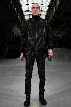 Y Project Menswear Fall Winter 2014 Paris - NOWFASHION