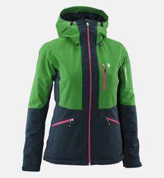 77755148e2 Women s Loveland Jacket - active wear - Peak Performance Sailing Jacket