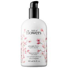 philosophy - Field of Flowers Magnolia Blossom Body Lotion  #sephora