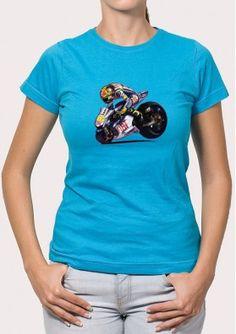 Camiseta Rossi