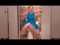 """Wow! I can't believe this is a real product! Hilarious commercial for PooPourri Bathroom Deodorizer - """"Spritz the bowl before you go and no one else will ever know!"""""""