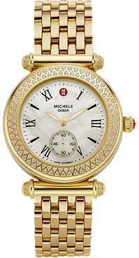 Michele Caber Diamond Gold MWW16A000038