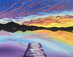 Fly Away Home at Shotz Bar and Grill - Paint Nite Events near Calgary, AB>