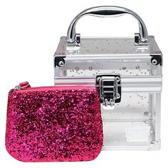 Caboodles Train CaseKeep it real (pink) with our Train Case at Target!