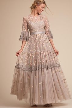 Climbing Blossom Gown from BHLDN