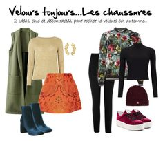 Velours toujours...Les chaussures by rockvelvet on Polyvore