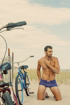Gay.net - 20 Photographs of 'Endless Summer' With Nyle DiMarco