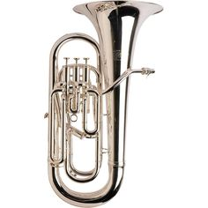 Adams E1 Selected Series Compensating Euphonium Silver plated