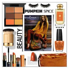 """Thanksgiving Beauty"" by pat912 ❤ liked on Polyvore featuring beauty, MAC Cosmetics, Anuschka, Clava, OPI, Boohoo, Shiseido, Jo Malone, Beauty and polyvoreeditorial"
