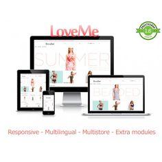 New premium #prestashop template LoveMe http://catalogo-onlinersi.net/en/home/473-love-me-responsive-ps-16.html