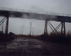 Todd Hido - maybe take photographs on the bus on the way there