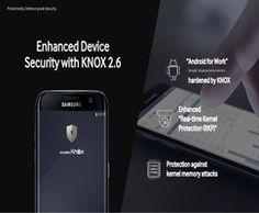 #Samsung Received Excellent Rating of Security Platform in Gartner #Report